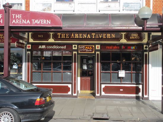Arena Tavern