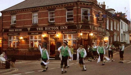 Bicton Inn