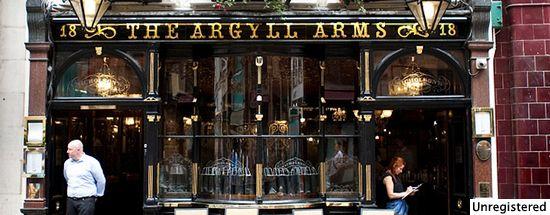 Argyll Arms