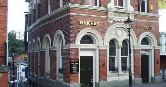 Bakers Vaults