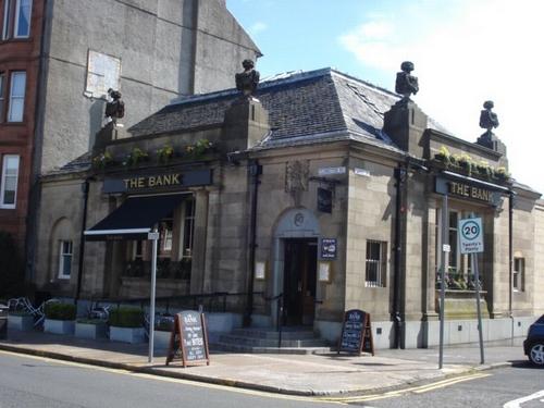 Bank Cafe Bar