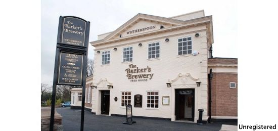 Barker's Brewery