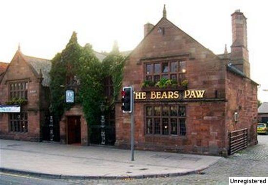 Bears Paw
