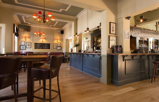 Bickley Pub & Garden