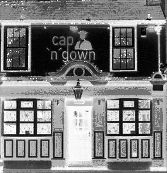 Cap 'n Gown