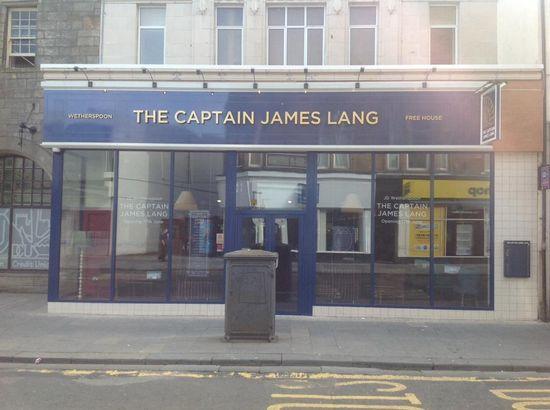 Captain James Lang