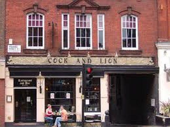 Cock & Lion