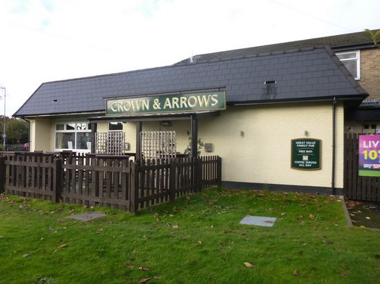 Crown & Arrows