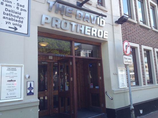 David Protheroe