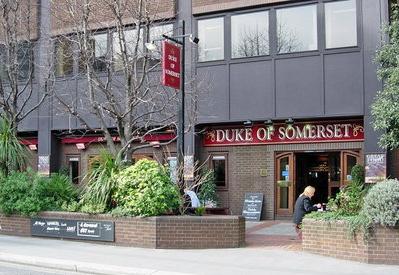 Duke of Somerset