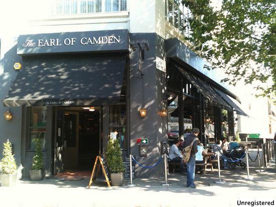Earl of Camden