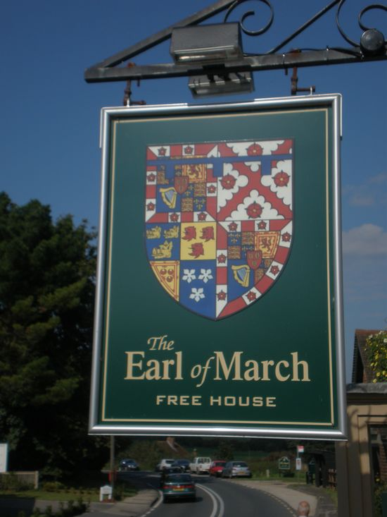 Earl of March