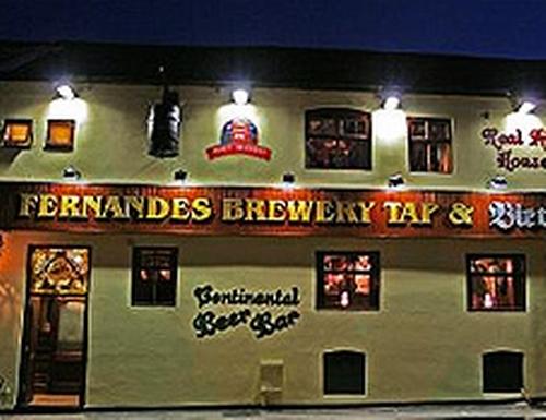 Fernandes Brewery Tap