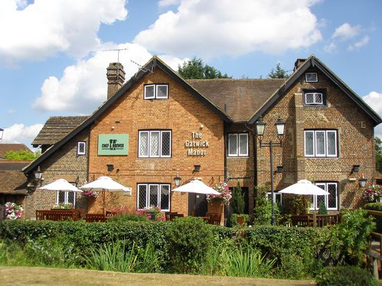 Gatwick Manor Hotel
