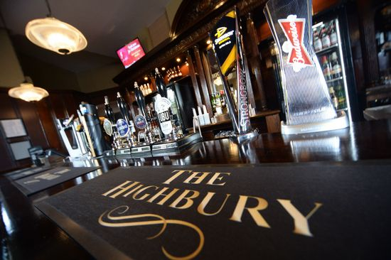 Highbury Inn