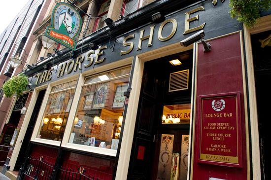 Horseshoe Bar