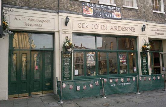 Sir John Arderne