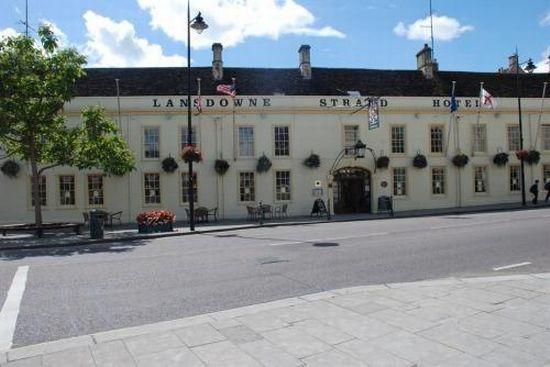 Lansdowne Strand Hotel
