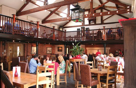 Brewery Tap Bar & Restaurant