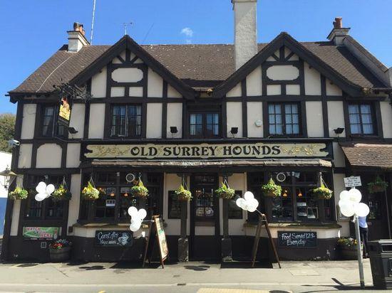 Old Surrey Hounds