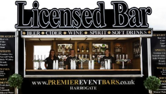 Premier Event Bars - Trailer Bar No. 3