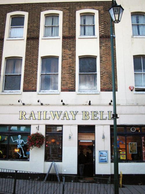 Railway Bell