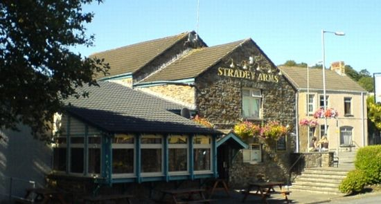 Stradey Arms