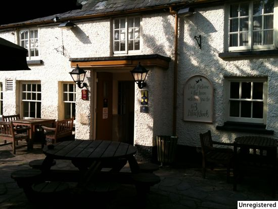 Three Blackbirds Inn