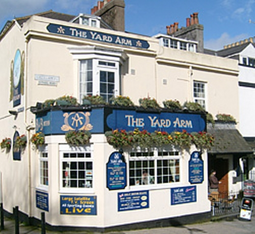 Pub on The Hoe
