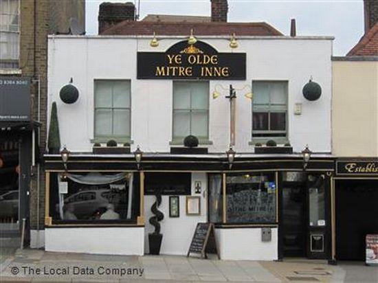 Ye Olde Mitre Inne